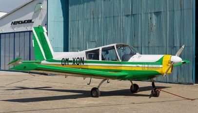 LZNI - Aeroklub Nitra Zlín Aircraft Z-43