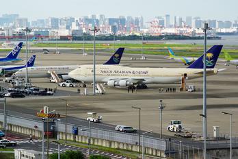 - - Saudi Arabia - Royal Flight - Airport Overview - Apron