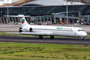 LZ-LDN - Bulgarian Air Charter McDonnell Douglas MD-82 aircraft