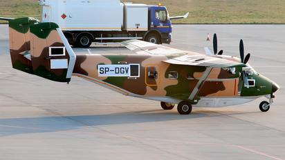 SP-DGV - PZL Mielec PZL M-28 Bryza