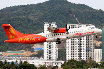 9M-FYJ - Firefly ATR 72 (all models)