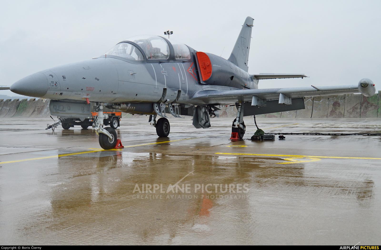 Slovakia -  Air Force 4701 aircraft at Sliač