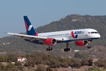 VP-BAS - AzurAir Boeing 757-200
