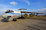 RF-78653 - Russia - Air Force Ilyushin Il-76 (all models) aircraft
