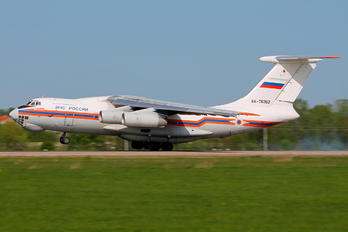 RA-76362 - Russia - МЧС России EMERCOM Ilyushin Il-76 (all models)