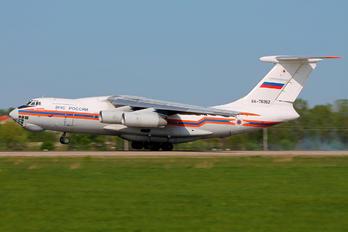 RA-76362 - Russia - МЧС России EMERCOM Ilyushin Il-76 (all models)