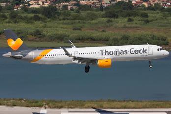 G-TCDO - Thomas Cook Airbus A321