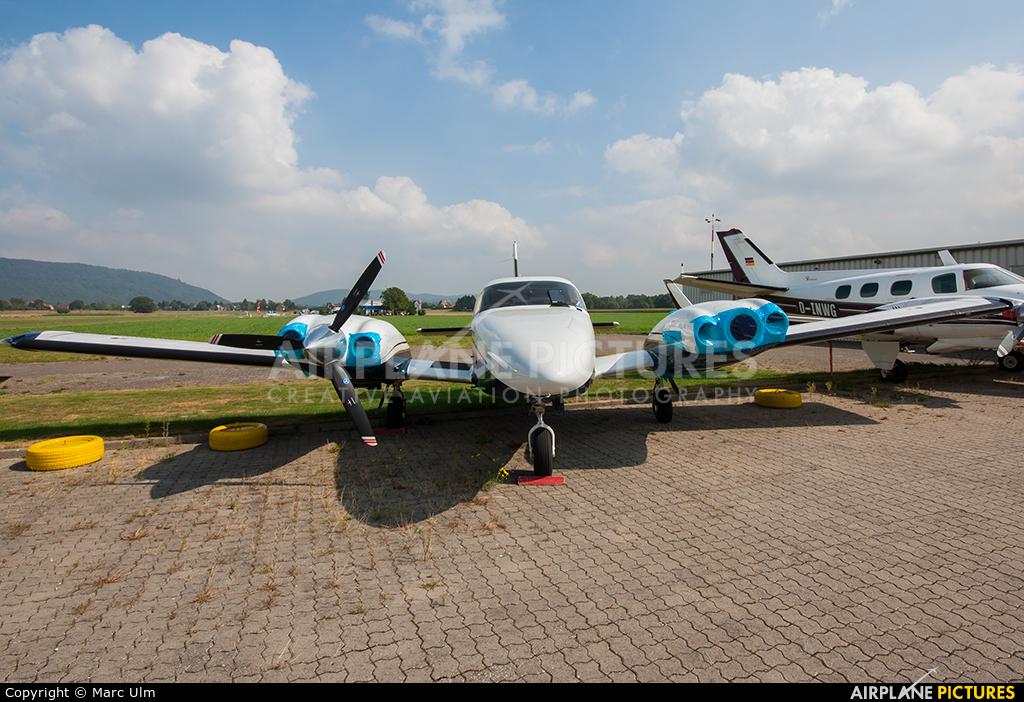 Private N344SE aircraft at Porta Westfalica