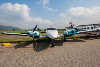 N344SE - Private Piper PA-34 Seneca