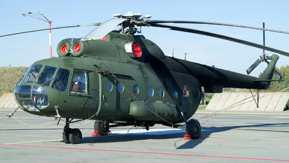 642 - Poland - Air Force Mil Mi-8T