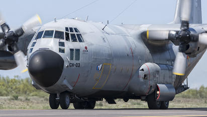 CH-03 - Belgium - Air Force Lockheed C-130H Hercules