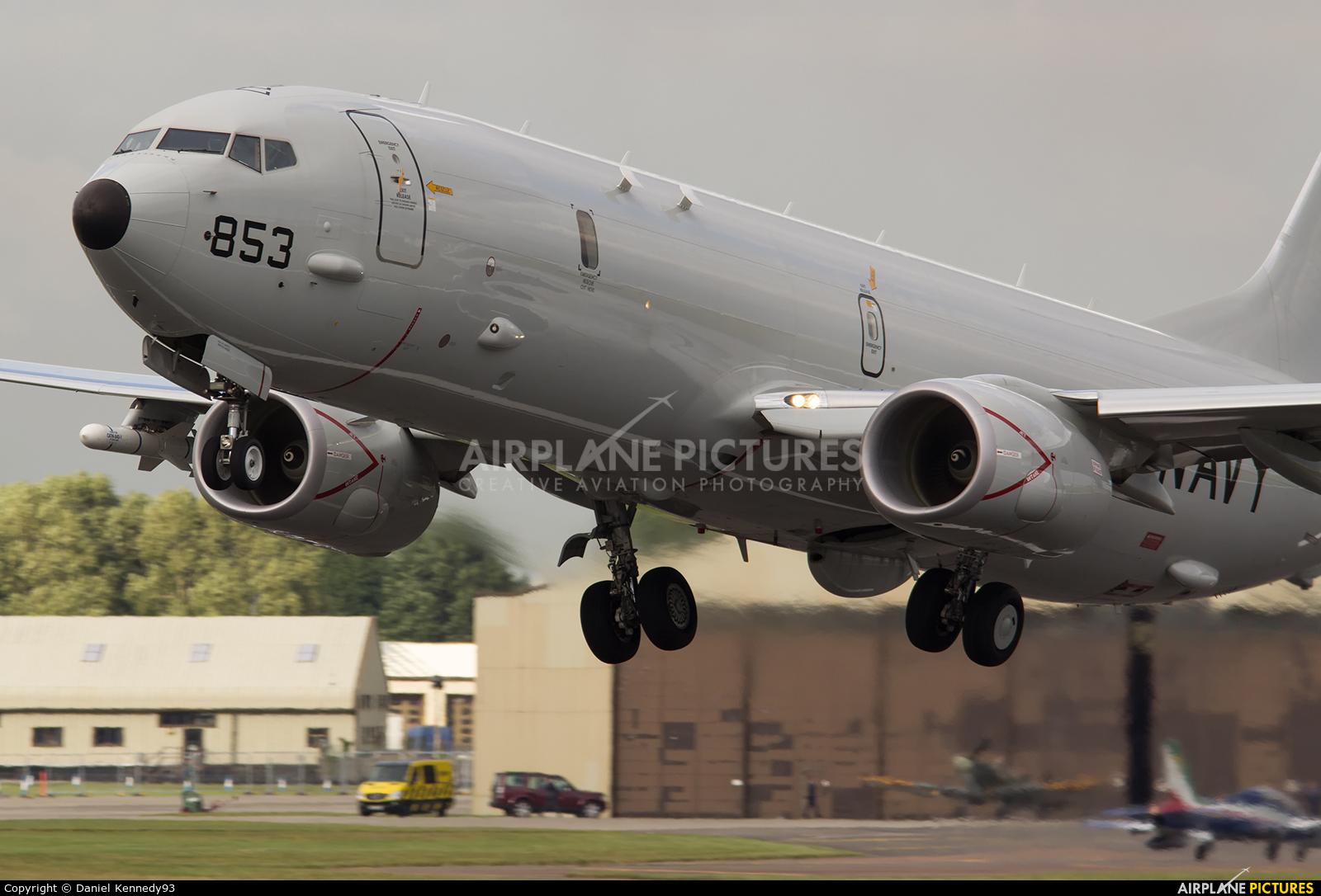 USA - Navy 168853 aircraft at Fairford