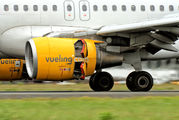 EC-HHA - Vueling Airlines Airbus A320 aircraft