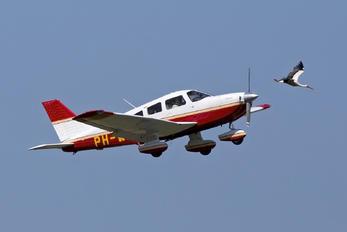 PH-WKB - Vliegclub Rotterdam Piper PA-28 Archer