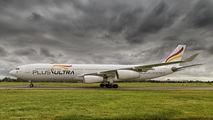 EC-MFB - Plus Ultra Airbus A340-300 aircraft