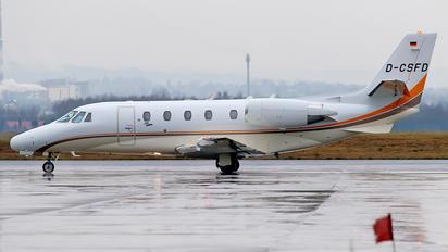 D-CSFD - Stuttgarter Flugdienst Cessna 560XL Citation XLS