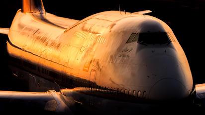 TF-AAD - Saudi Arabian Airlines Boeing 747-400