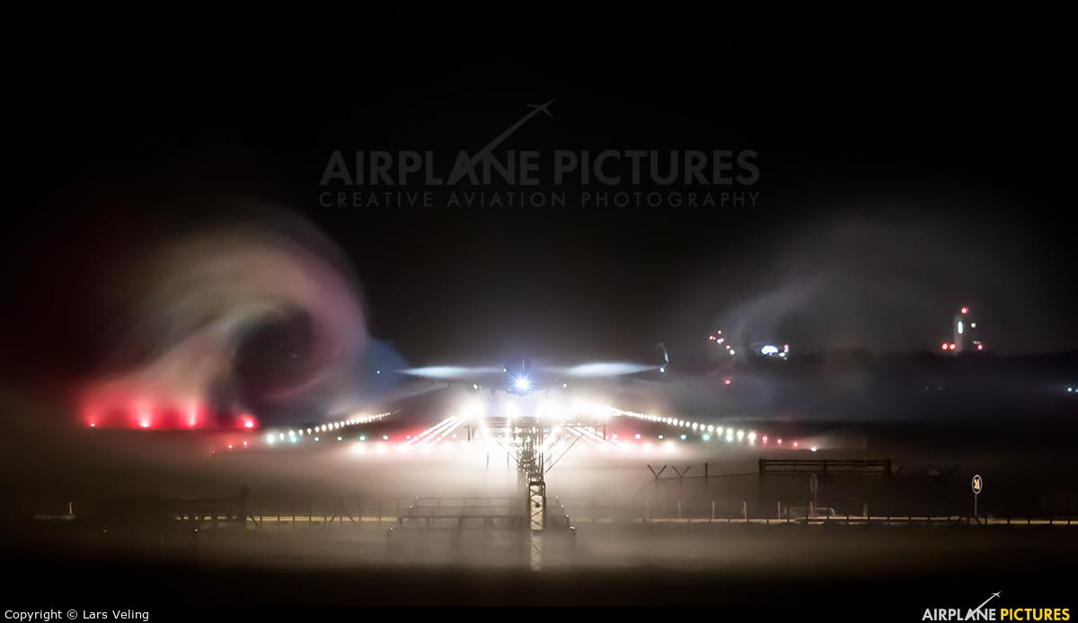 Delta Air Lines - aircraft at Amsterdam - Schiphol