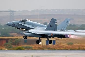 C.15-53 - Spain - Air Force McDonnell Douglas EF-18A Hornet