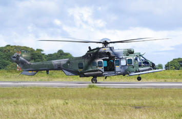FAB8517 - Brazil - Air Force Eurocopter EC725 Caracal
