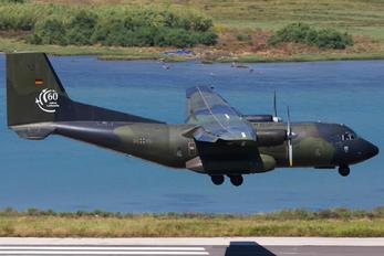 50+82 - Germany - Air Force Transall C-160D