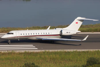 HB-JII - Private Bombardier BD-700 Global Express