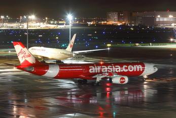 9M-XXK - AirAsia X Airbus A330-300