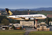 9V-SKA - Singapore Airlines Airbus A380 aircraft