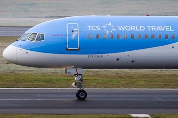 G-OOBD - TCS World Travel Boeing 757-200WL