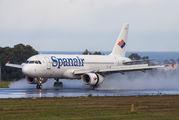 EC-IVG - Spanair Airbus A320 aircraft