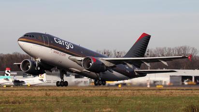 JY-AGQ - Royal Jordanian Cargo Airbus A310
