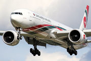 S2-AHM - Biman Bangladesh Boeing 777-300ER aircraft