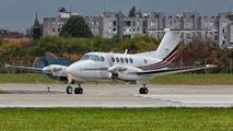 LN-MIX - Airwing Beechcraft 200 King Air aircraft