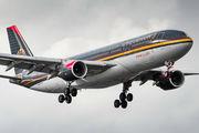 JY-AIG - Royal Jordanian Airbus A330-200 aircraft