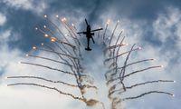 Q18 - Netherlands - Air Force Boeing AH-64D Apache aircraft