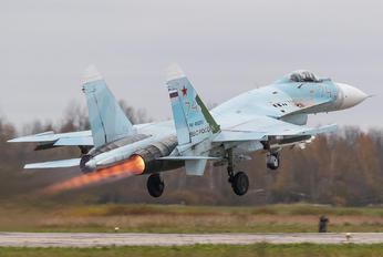 RF-95255 - Russia - Air Force Sukhoi Su-27P