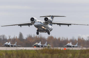 RF-72031 - Russia - Navy Antonov An-72