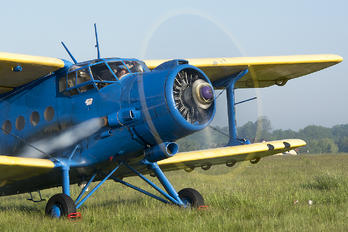 SP-ALW - Private Antonov An-2