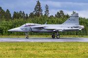 290 - Sweden - Air Force SAAB JAS 39C Gripen aircraft