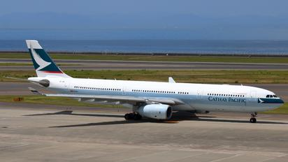 B-LBI - Cathay Pacific Airbus A330-300