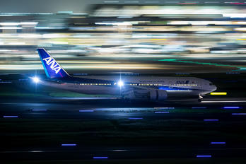 JA701A - ANA - All Nippon Airways Boeing 777-200