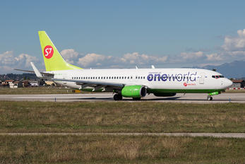 VQ-BKW - S7 Airlines Boeing 737-800