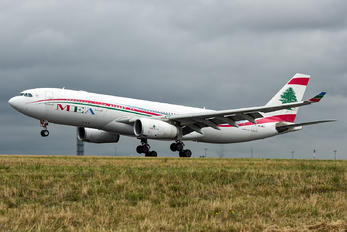 OD-MEA - MEA - Middle East Airlines Airbus A330-200