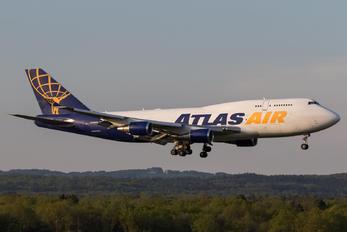 N429MC - Atlas Air Boeing 747-400BCF, SF, BDSF