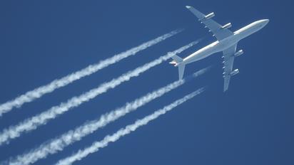F-GLZI - Air France Airbus A340-300