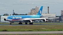 F-OSEA - Air Tahiti Nui Airbus A340-300 aircraft