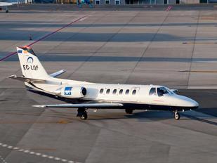 EC-LQF - Private Cessna 550 Citation II