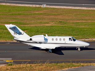 OO-CEJ - Air Service Liege Cessna 525 CitationJet