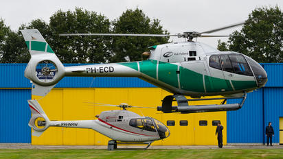 PH-ECD - Heli Holland Eurocopter EC120B Colibri