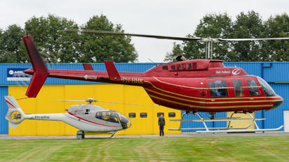 PH-HHK - Heli Holland Bell 206L Longranger
